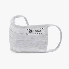 Reusable one-layer OEKO-TEX cotton mask