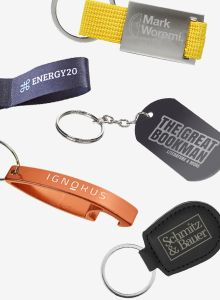 Personalised key rings | Camaloon