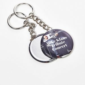 Badge key rings | Camaloon