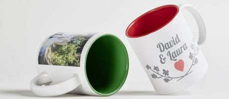 Talking mugs | Camaloon