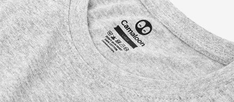 Top quality cotton for your personalised clothes | Camaloon