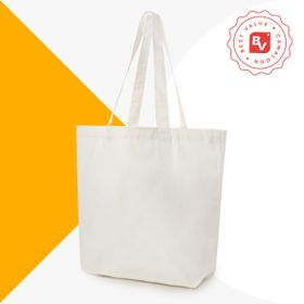 Best Value® organic cotton bags 170 g/m²