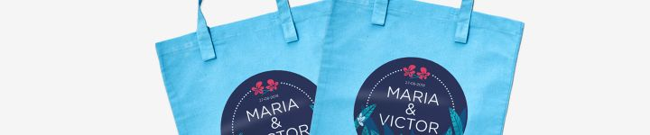 Wedding totebags
