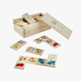 Domino game sets