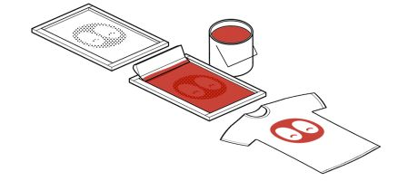Characteristics of screen printing | Camaloon
