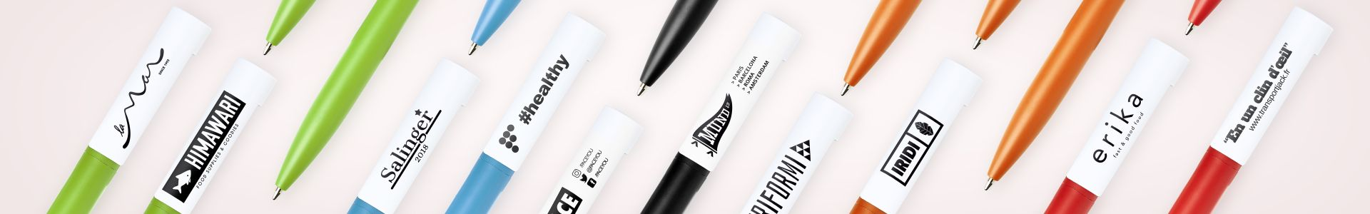 Stylos publicitaires | Camaloon