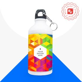 Best Value® botellas de aluminio | 500 ml