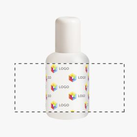 Antibacterial gels with custom labels | 50 ml