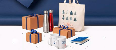 At Christmas everyone wants to receive a promotional gift with their purchases | Camaloon