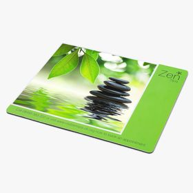 Hardcover square mousepads Q-Mat®