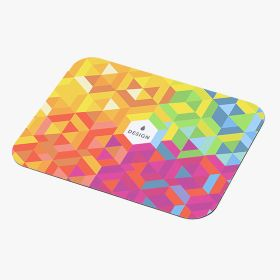 Flexible rectangular mousepads