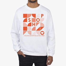 I support | Sweatshirt [Partners]