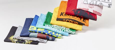 Need your business shirts printed by screen printing? | Camaloon