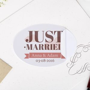 Stickers for wedding | Camaloon