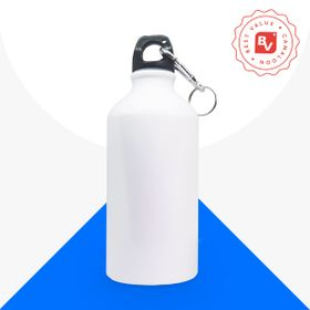Best Value® aluminium drinkflessen 500 ml