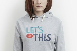 Hoodies med din text | Camaloon
