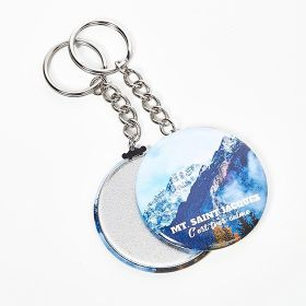 Round 56mm ø badge key rings accessibility.image