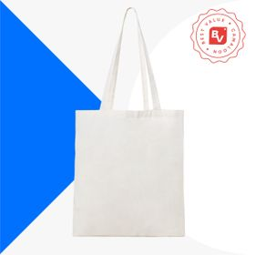 Best Value® cotton tote bags 120 g/m²
