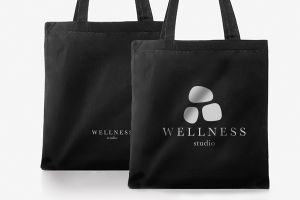 Double-sided tote bags | Camaloon