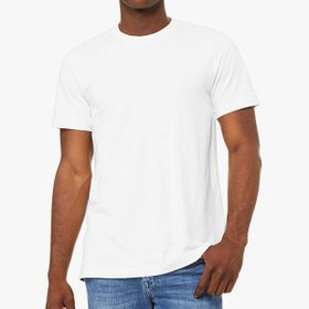 T-shirts col rond unisexe