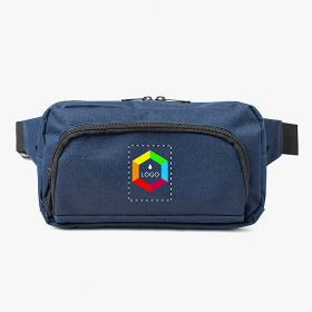 Rectangular bum bags