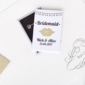 Wedding buttons | Camaloon