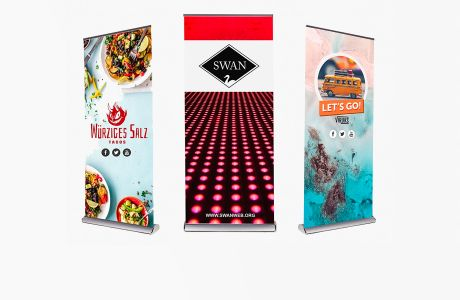 Premium roller banners | Camaloon