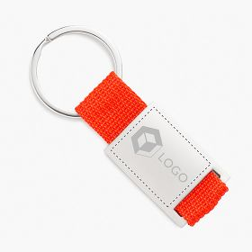 Colour strip keyrings