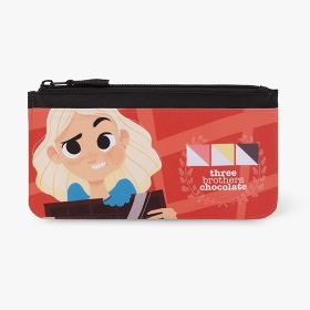 Pencil cases with full color printing