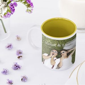 Wedding mugs | Camaloon