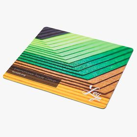 Softcover square mousepads