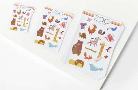Sticker sheets | Camaloon