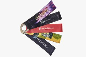 Key rings to give away at promotional events | Camaloon