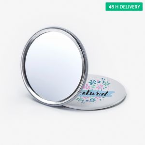 Custom pocket mirrors | Camaloon