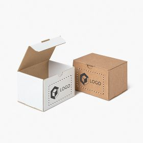 Small cardboard boxes for mugs