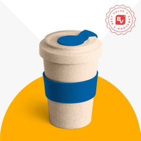 Best Value® tasses ressò per portar amb clip | 500 ml