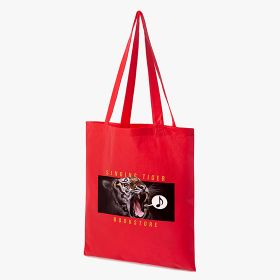 Nonwoven fabric tote bags (Full-color printing) 80 g/m²