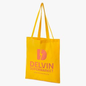Nonwoven fabric tote bags 80 g/m²
