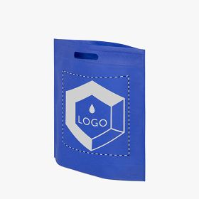 """Nonwoven fabric promotional bags """"Giveaway"""" 80 g/m²"""