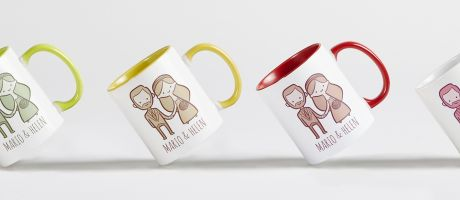 Decorate your mugs | Camaloon
