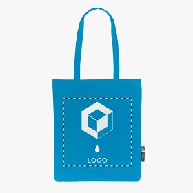 Neutral® tote bag in organic Fairtrade cotton and long handles 120 g/m²