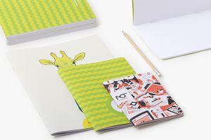 Notebooks with full-cover printing | Camaloon