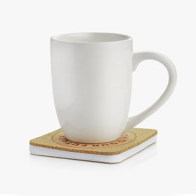 Cork notepad - coaster