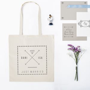 Wedding tote bags | Camaloon