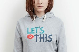 Hoodies with original texts | Camaloon