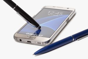 With stylus for touch screens | Camaloon
