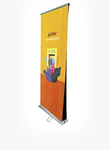 Double-sided roller banners | Camaloon