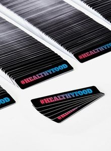 Economical Polyester Stickers | Camaloon