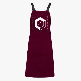 Aprons in 100% organic cotton