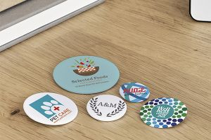 Decorate your badges | Camaloon